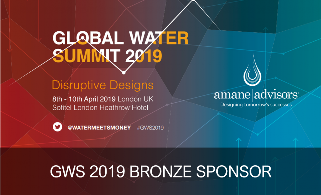Join us at Global Water Summit 2019